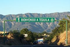 bienvenido a tequila
